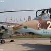Su-25UBM Frogfoot Εγγύς υποστήριξης / Su-25UBM Frogfoot Attack aircraft / Су-25УБМ Frogfoot Штурмовик
