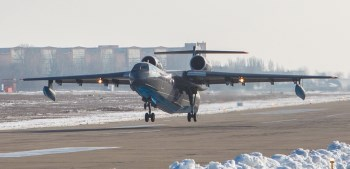 Be-200ES A Search and Rescue aircraft. First flight: 14 february 2020 © Beriev AC Company